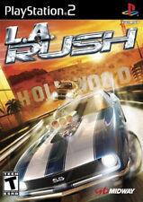 LA Rush PS2 New Playstation 2