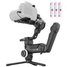 Zhiyun Crane 3S 3-Axis Handheld Gimbal for DSLR+ Smartsling Handle+ 6*Batteries