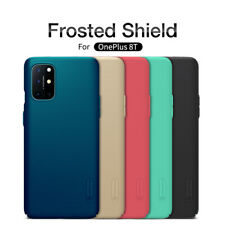 Nillkin For OnePlus 8T 8 Pro Super Frosted Shield Matte Hard Back Case Cover