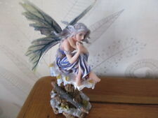 EXQUISTE FIGURINE THE ICE ROCK  FAIRY BOXED