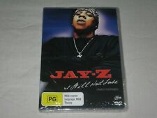 Jay-Z - I Will Not Lose - Brand New & Sealed - Region 4 - DVD