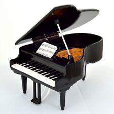 Pianoforte in miniatura nero - Mini Piano black - Mini Pianoforte negro
