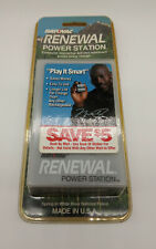 Rayovac Renewal Power Station PS1 Charges Renewal AA or AAA new in plastic brand