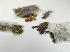 ARTS Antique Crafting Beads Lot Everything Pictured