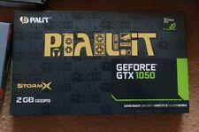 Palit Geforce GTX 1050 Stormx 2048mb PCI-Express GDDR5 Graphics Card