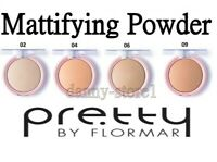 Pretty by Flormar Mattifying Pressed Powder  Matte and Flawless look Skin 9 g