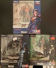 S.H. Figuarts Injustice Batman, Joker & Superman! 3 Figures! New SH Bandai
