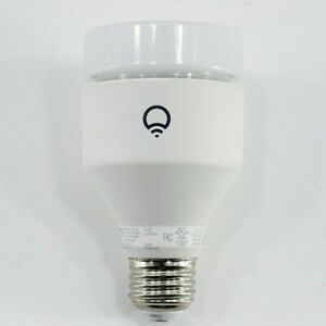 LIFX Color 1100 Lumen A19 E26 4-Pack, 11W Dimmable A19/E26 LED