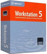 VMWARE WORKSTATION 5 - Version 5.5  Windows