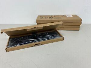 HP 803181-001 Wired Keyboard Slim USB KBAR211 Lot of 5