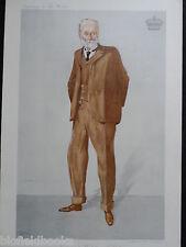 """Original """"el mundo"""" suplemento impresión de Vizconde Halifax-c1910-Retrato de la UEM"""