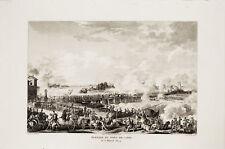 BATTAGLIA DI LODI - NAPOLEONICA - NAPOLEON- Incisione Originale 1800