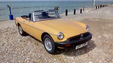 MGB ROADSTER 1976 IMMACULATE 2 PREVIOUS OWNERS
