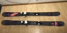 Atomic Bent Chetler Downhill Skis 143cm w/ Salomon Bindings