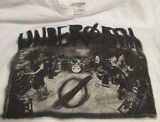 Underoath Vintage New Tee T-Shirt Heavy Metal Large
