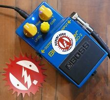 Boss BD-2 Blues Driver Overdrive Alchemy Audio Modified Guitar Effects Pedal
