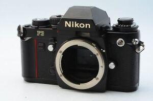 Excellent+ Nikon F3 35mm SLR Film Camera From Japan 127541
