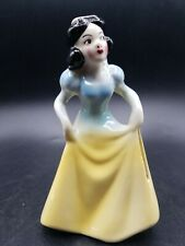 VINTAGE 1930S 1940S DISNEY SNOW WHITE FIGURE CERAMIC COIN BANK