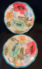Pioneer Woman China Salad Plates Set of 2 New Unused
