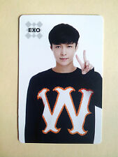 SM Town COEX ARTIUM SUM Official EXO Limited Photo Card Photocard - Lay / New