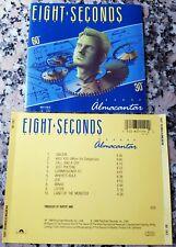 8 EIGHT SECONDS Almacantar 1986 RARE CD Kiss You When It's Dangerous Rupert Hine