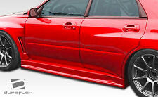 2006-2007 Subaru Impreza WRX STI 4DR Duraflex GT500 Wide Body Side Skirts 107269