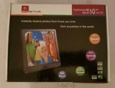 Pix-Star 10 Inch Wi-Fi Cloud Digital Picture Frame