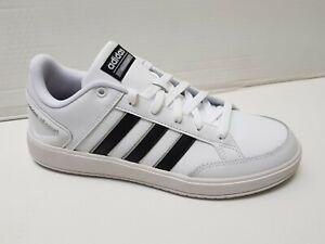 Adidas Herren Kinder Sneaker weiss Turnschuhe mit Cloudfoam Freizeit 36 - 44 NEU