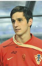 NIKOLA KALINIC CROATIA INT 2008- ORIGINAL HAND SIGNED LARGE PHOTOGRAPH