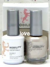 LECHAT NOBILITY LED/UV GelColor & Free Nail Polish Set NBCS104- Bubbly