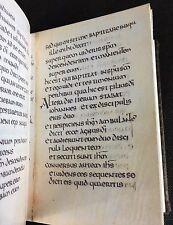 Stonyhurst Gospel / St Cuthbert Gospel, Facsimile