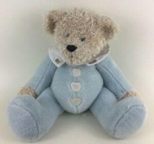 "Applause Dakin Baby Teddy Bear 10"" Plush Stuffed Animal Toy Bear Hugs For Cancer"