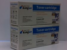 2PK Compatible Toner for Samsung MLT-D101S fits ML2164 2165W SCX 3400 3405W