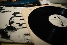 BAUHAUS mask LP 1981 UK A1B1 MATRIX  vinyl LP peter murphy mission  sister mercy