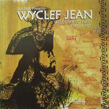 Wyclef Jean - WELLCOME TO HAITI CREOLE 101 - CD - 2004 - KOCH records.