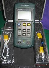 Ms7220 Termopar Calibrador Nuevo