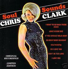 Chris Clark-Soul Sounds-limited edition CD