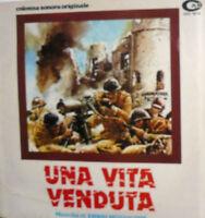 OST ENNIO MORRICONE LP UNA VITA VENDUTA ORIGINAL CAM