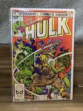 Incredible Hulk #282 | 1st Hulk & She-Hulk team-up | Great Copy! 1983