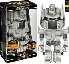 Optimus Prime Transformers Hikari Sofubi Vinyl Grey Skull Figure