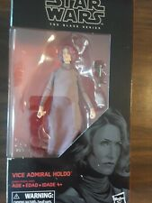 Star Wars Black Series Vice Admiral Holdo (#80) - 6 inch Figure