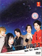 Hana Yori Dango 2 / Boys Over Flowers 2 Japanese Drama DVD with English Subtitle