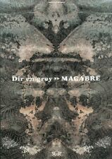 DIR EN GREY~ MACABRE~ Band Score Sheet Music Book