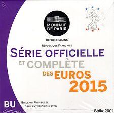 NEW !!! Euro FRANCIA 2015 in Folder Ufficiale NEW !!!