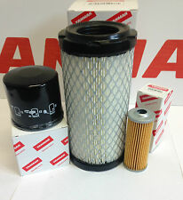 OE Filter kit Air Oil Fuel Yanmar Takeuchi models