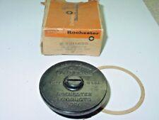 NOS 1959 Pontiac 2bbl Rochester Carburetor Thermostat Cover, Coil #7011635