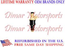 Lifetime Warranty - Single OEM Fuel Injector - 0280150734