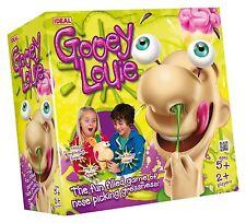 Neuf enfants john adams gooey louie board game garçons filles cadeau de noël fun nez famille
