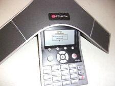 POLYCOM SOUNDSTATION IP 7000 CONFERENCE PHONE 2201-40000-001  RESET