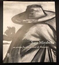 Monografia Saro Mirabella -  Braccianti Mezzano Ravenna - Giulio Ruffini Pittura